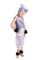 Детский новогодний костюм для мальчика козлика, фото 1