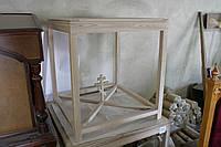 Престол внутренний для храма из ольхи