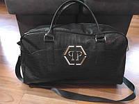 Дорожная шикарная сумка Philipp Plein, фото 1