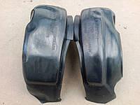 Подкрылки пара задних Митсубиши Паджеро IV (2006-) Pajero IV
