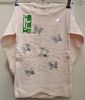 Туника вязка для девочки 4-9 лет (Karagaz 557)