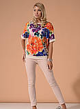 Блуза Ферди принт, фото 2