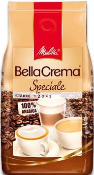 """Кофе в зернах"""" Melitta Bella Crema Speciale """"1кг, фото 2"""