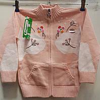 Кофта вязка для девочки 4-9 лет (Karagaz 561)