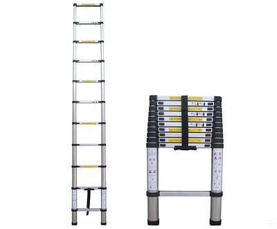 Лестницы, Стремянки телескопические