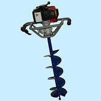 Мотобур бензиновый FORTE GD-617 HY-ZT01 (шнек 200 мм) (2.8 л.с)