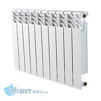 Биметаллический алюминиевый радиатор CALGONI Brava Pro 500 (10 секций), фото 1