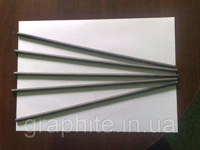 Графитовые стержни или электроды для воздушно-дуговой резки