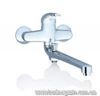 Смеситель для умывальника/ванны  Ravak Rosa RS 051.00/150 настенный