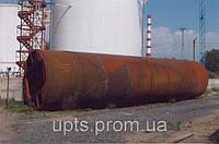 Ремонт и замена резервуаров РВС100-10000 куб.м.