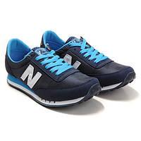 Кроссовки New Balance синие, фото 1