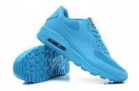 Кроссовки Nike Air Max 90 USA голубые