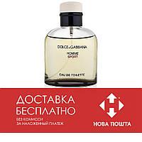 Dolce & Gabbana D&G Homme Sport 125 ml