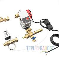 Комплект температурного регулирования Rehau G1 ErP с постоянными параметрами