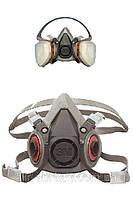 Полумаски 3М™ 6100/6200/6300   Полные маски 3М™ 6700/6800/6900