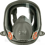 Напівмаски 3M™ 6100/6200/6300 Повні маски 3М™ 6700/6800/6900, фото 2