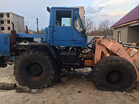 Погрузчик ХТЗ Т-150К (ТО-25)