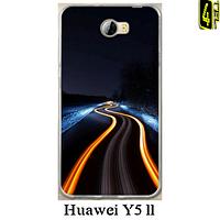 Чехол для Huawei Y5 ll, бампер, F013, ночное шоссе