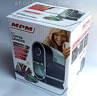 Кофемолка жерновая MPM MMK - 05 с регулировкой помола , фото 1