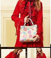 Женская кожаная сумка ZOOLER. , фото 1