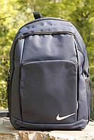 Стильный городской подростковый рюкзак FG Nike blue