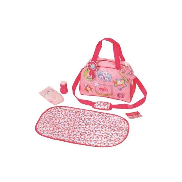 Сумка для куклы BABY BORN - Модная прогулка с аксессуарами 822227
