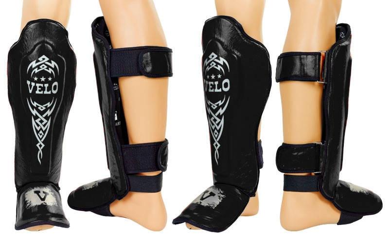 Защита для ног MMA VELO кожа ULI-7023