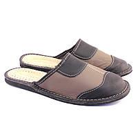 Тапочки мужские кожаные TapMal , фото 1