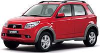 Коврики на Daihatsu Terios (2006--)