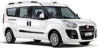 Коврики на Fiat Doblo 2 (c 2010---)