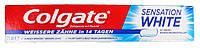 Colgate зубная паста Sensation White (75 г.) Нидерланды
