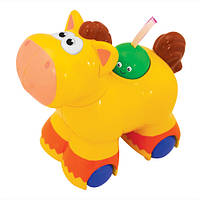 Preschool Игрушка-каталка ЛОШАДКА (звук) (Kiddieland)