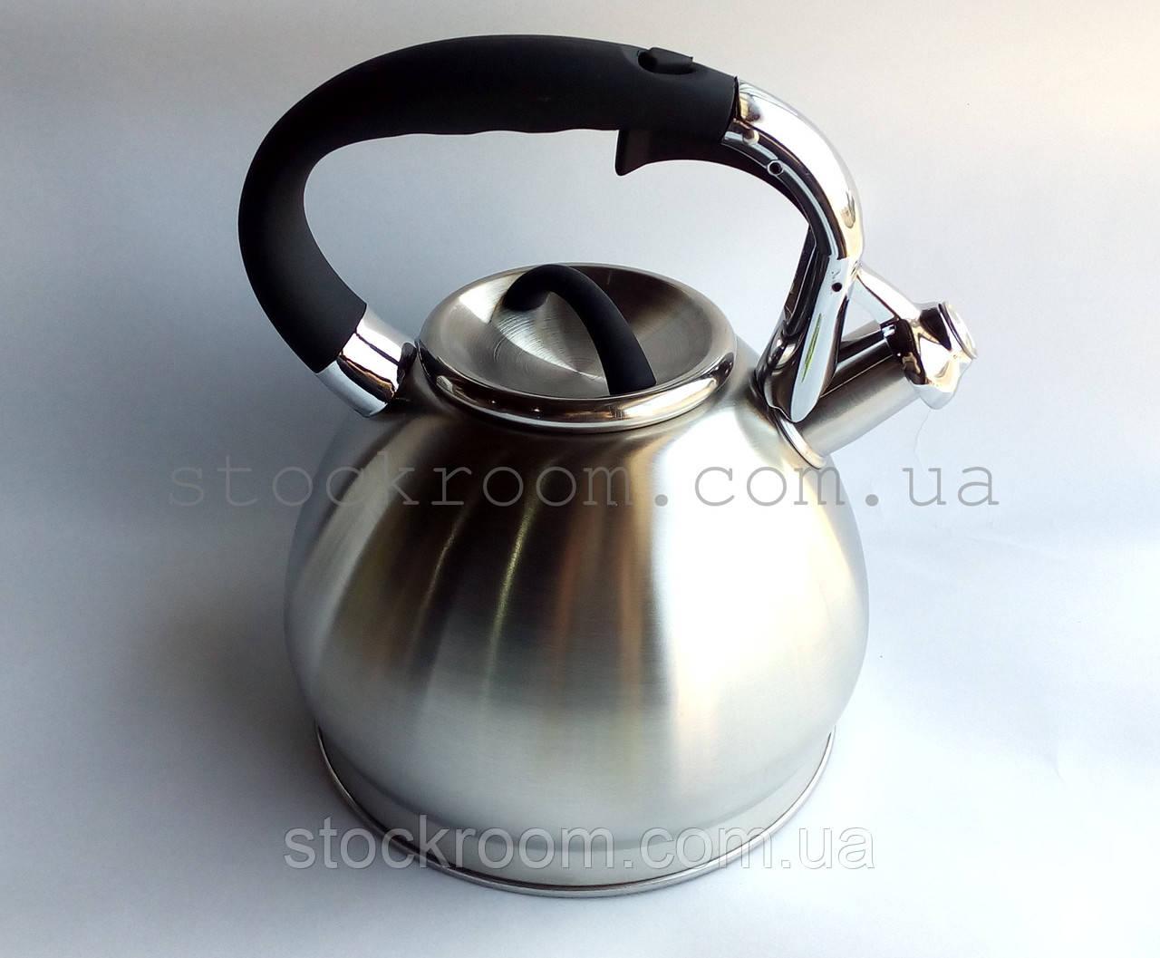 Чайник MPM MCN - 08M из нержавеющей стали 3.0 л