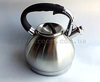 Чайник MPM MCN - 08M из нержавеющей стали 3.0 л , фото 1