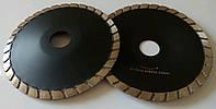 "Алмазный диск, ""кривой-рез"" для резки гранита под фланец, Turbo 125x2,0/1,4x8,0x22,23"