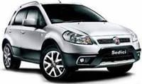 Коврики на Fiat Sedici I (c 2006--)