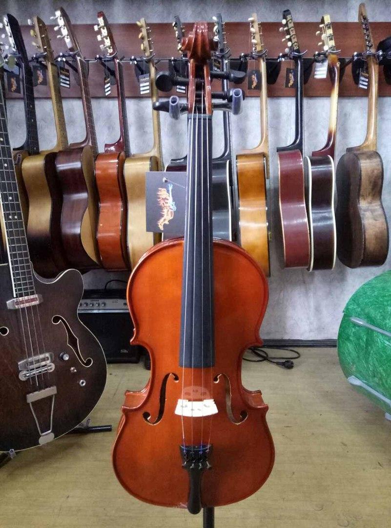 ( 01/ 2046 ) Замечательная Новая скрипка Fitness размером 3/4