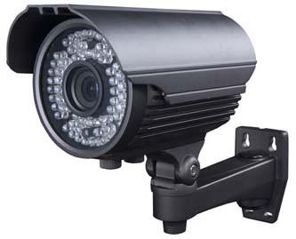 Видеокамеры наружные