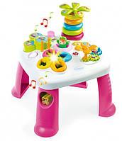 Детский игровой столик Cotoons Цветочек Smoby 211170