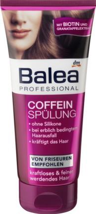 Balea Professional профессиональный бальзам для укрепления волос Coffein (200 ml) Германия