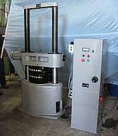 Пресс лабораторный П-125