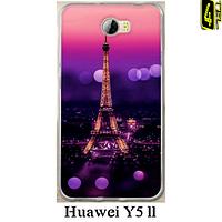 Чехол для Huawei Y5 ll, бампер, F004, париж