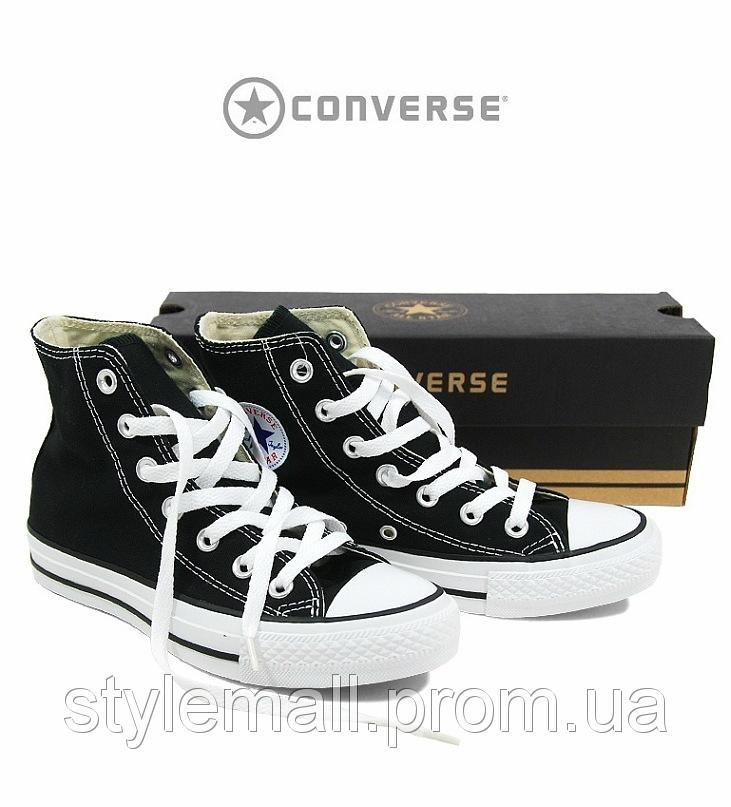 Кеды Converse Original Черные  продажа dce49b6d8dac8