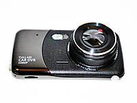 Видеорегистратор DVR T652 Full HD с выносной камерой заднего вида