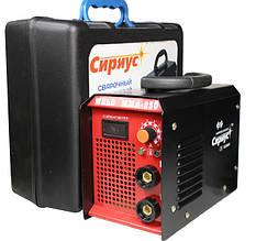 СВАРОЧНЫЙ ИНВЕРТОР - ММА-250С, в чемодане (KENDE)