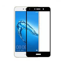 Защитное стекло Mocolo 2.5D 9H на весь экран для Huawei Y7 черный