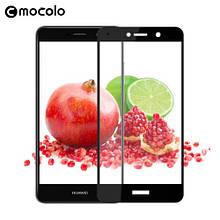 Защитное стекло Mocolo Full сover для Huawei Y7 черный