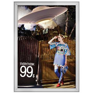 Клик-рамка для постеров Snap Frame 20mm