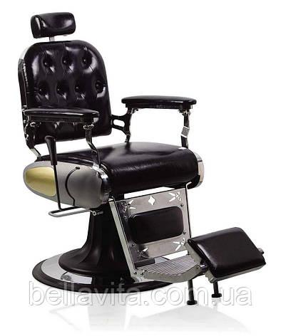 Перукарське чоловіче крісло Vincent, фото 2