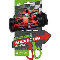 Детские ножницы с принтом на лезвии «Maximum speed» 480325 1 Вересня